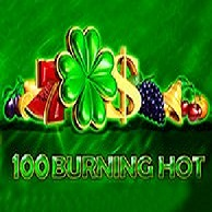 Играть 100 burning hot